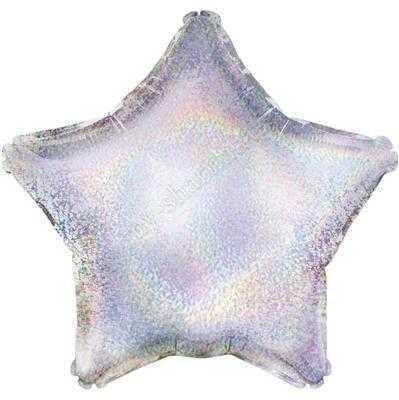 Звезда, голография 46 см