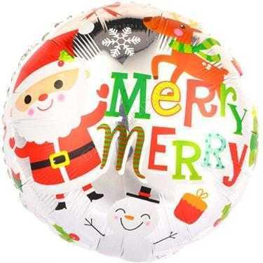 Веселый Дед Мороз, 46см