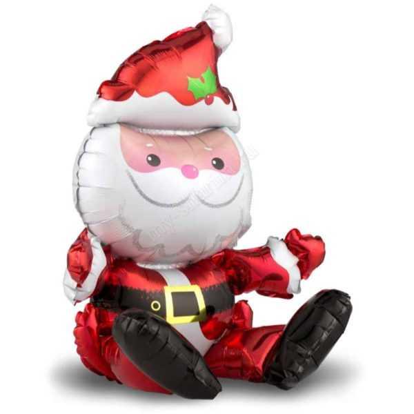 Сидячий Дед Мороз, 50см