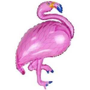 Фламинго, Розовый, 97см