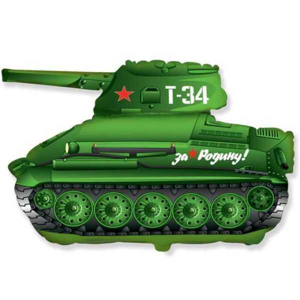 Фигура, Танк T-34, 79 см