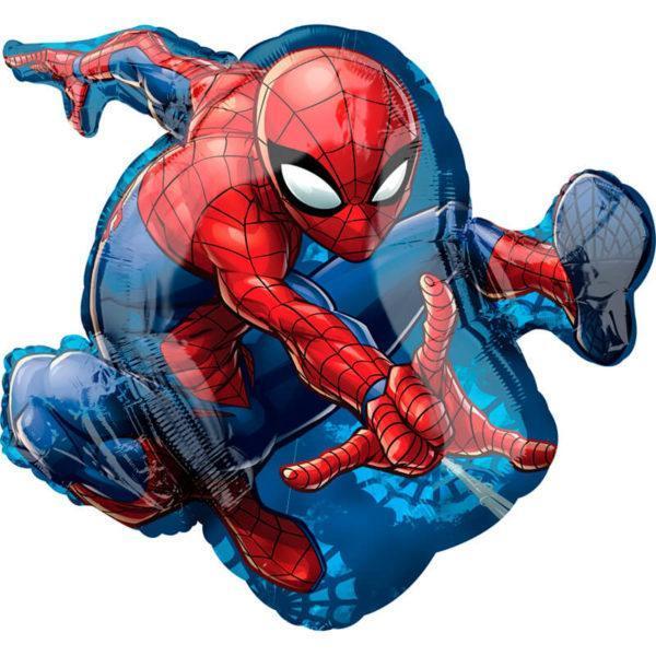 Шар Человек-Паук с паутиной