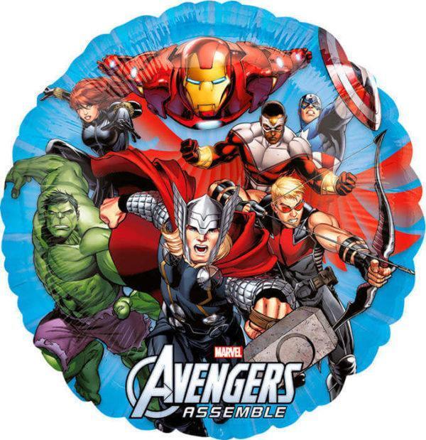 Шар Команда Мстители