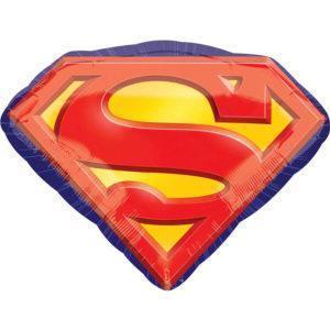 Шар Супермен знак